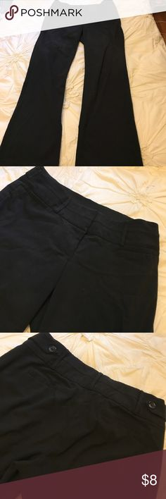 Maurice's black work Pant Maurice's black work Pant Maurices Pants Trousers