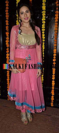 Sharara Suit, Churidar, Ethnic Fashion, Indian Fashion, Designer Anarkali Dresses, Long Anarkali, Pink Suit, Ethnic Style, Indian Clothes