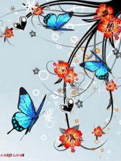 240x320 Butterfly Clip Art, Butterfly Tattoo Designs, Butterfly Pictures, Dragonfly Tattoo, Butterfly Flowers, Beautiful Butterflies, I Wallpaper, Deco, Easy Drawings