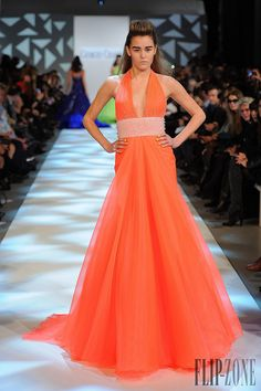 Georges Chakra Spring-summer 2013 - Couture
