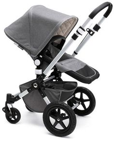 Bugaboo Cameleon3 Classic+ Collection Stroller, Gray Melange