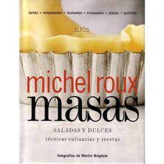 Masas de Michel Roux