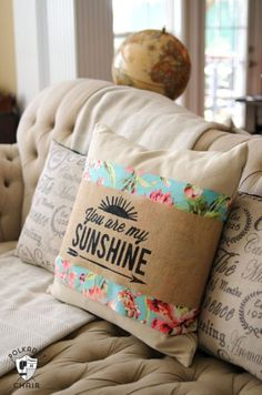 diy pillows - Yahoo Search Results