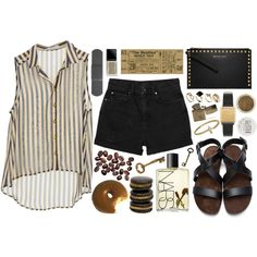 """macaroons."" by cauchemar-exquis on Polyvore"