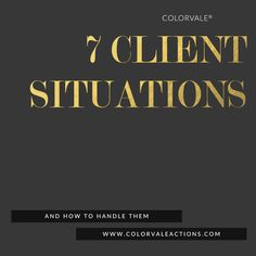 7 PHOTOGRAPHY CLIENT SITUATIONS & HOW TO HANDLE THEM - How we would handle client situations and offer some sample email responses. - http://www.colorvaleactions.com/blog/photography-q/
