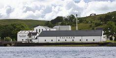 Talisker Single Malt Whisky Distillery