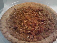 Apple Pecan Caramel Crunch Pie