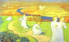 Maurice Denis, le Nabi aux belles icones