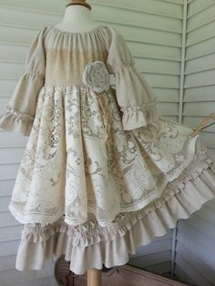 Made by Calamity Jane's Cottage and going to be listed in Ready To Ship Boutique Group on October 16th!
