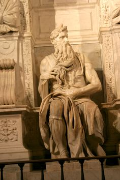 San Pietro in Vincoli (Saint Peter in Chains) is a Roman Catholic titular church and minor basilica in Rome, Italy, best known for being the home of Michelangelo's statue of Moses, part of the tomb of Pope Julius II.