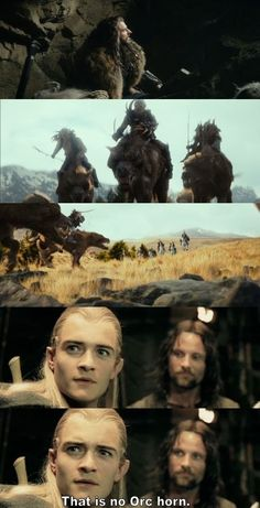 I literally said that line the first time I saw The Hobbit. It makes me happy to see this. :)