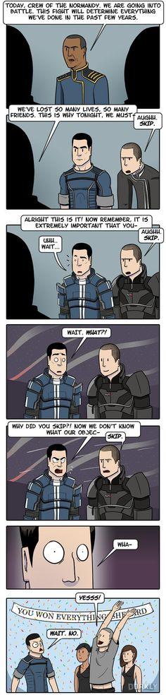 """Why You Should Always Skip Cut Scenes in Video Games"" #dorkly #geek #videogames"
