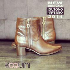 Bom Dia Koquinas! Friozinho por aí? #koquini #sapatilhas #euquero #botinha Compre Online: http://koqu.in/1mDoREA
