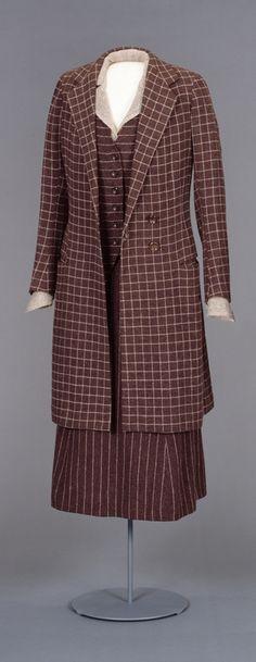 Suit, 1930-1932, W.W. Reville-Terry Ltd.