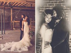 The Loft on Pine: A Rad New Wedding Venue in Socal | Green Wedding Shoes Wedding Blog | Wedding Trends for Stylish + Creative Brides