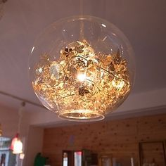 Tangle Globe Wednesday Pendant Light/g9 - GBP £ 43.79