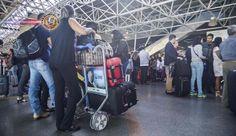 Brasil: Novas regras para transporte aéreo começam a valer terça-feira (14). Na próxima terça-feira (14), começam a valer as novas regras para o transporte