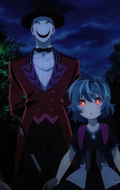 Black Bullet-- What's-His-Face and What's-Her-Face