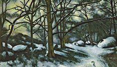 Cézanne, dentro y fuera