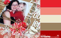 Fargeinspirasjon #8 « scrapping.no