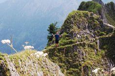 START: German Alps - #1 JD Beatty