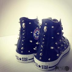 Spiked converses