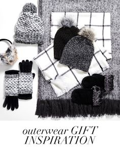 Find the perfect gift this holiday season! Keep the winter chill away with our cozy and stylish winter accessories. From faux fur-lined gloves and ear muffs, to warm winter scarves, you'll find the perfect gift for even the most difficult fashionista to buy for on your list.