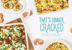 Recipe Leaflets & eBooks - I Love Eggs