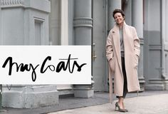 garance dore the coats fw 2015 street style photos grey & soft pink