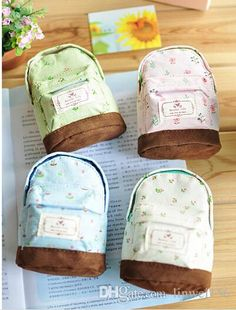 Mini Backpack Wallet Cute Coin Purses Zero Purses Women Girls Lady Fashion Wallet, Mini Key Holder Fresh Style Flora Coin Purse Branded Wallets For Men Pink Wallet From Linwei156, $2.73| Dhgate.Com