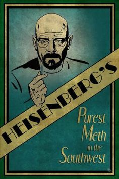 Heisenberg bueller and red ryder print series by chet phillips breaking bad urtaz Image collections