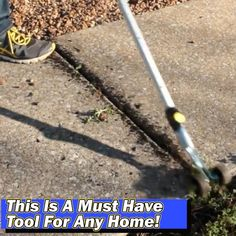Yard Tools, Potager Garden, Cool Gadgets To Buy, Useful Life Hacks, Outdoor Areas, Cool Tools, Weeding, Backyard Landscaping, Cleaning Hacks