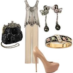 Theatre, created by mimi-briji on Polyvore