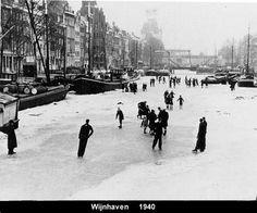 #Rotterdam #1940 #Wijnhaven