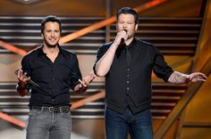 Luke and Blake Hosting