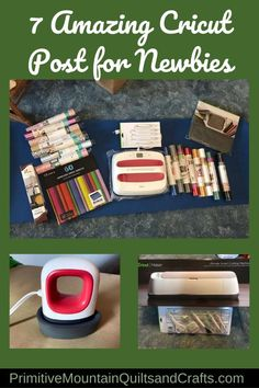 7 Amazing Cricut Post for Newbies | Primitive Mountain Quilts and Crafts Spring Projects, Diy Projects, Cricut Christmas Ideas, Cricut Htv, Summer Ideas, Sign Design, Cricut Ideas, Fall Decor, Primitive