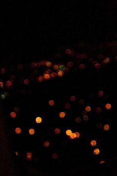 The lights of San Jose, Costa Rica.