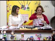 Eleia Artes Biscuit: Eleia Conti - Mulher.com 23/08/2012 - Relógio em biscuit 1/2