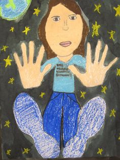 Lines, Dots, and Doodles: Falling Through Space, 5th Grade