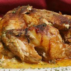 cool Crock Pot Baked Chicken