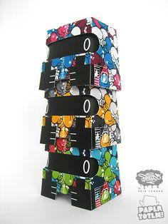 Dolly Oblong's Blog - Nice Paper Toys