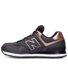 New Balance Women's 574 Precious Metals Casual Sneakers