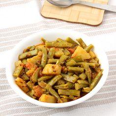 Gawar Sabzi Curry Recipe