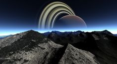 Galaxy Wonders » The Beauty Of Planetary Rings, Visit our Website for more Pictures