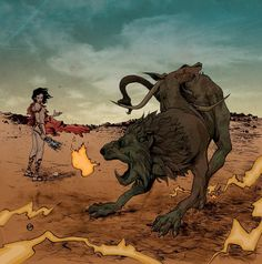 Chimera by Paul Pope