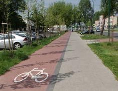 shared pedestrian and bike sidewalk - Google Search