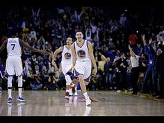 """Klay Thompson marcó 37 puntos en un solo cuarto, récord histórico en la NBA. """"I never thought I'd be in this position growing up, so I'm kind of proud of myself just because the hard work is paying off"""". #3 #NBA2Klay"""