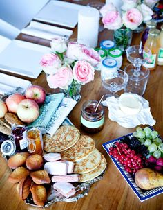 Ma table - L'univers vintage de Morgane Sézalory - Elle Décoration