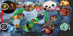 Disney Pixar movies Theory