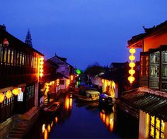 Zhouzhuang Overview #GreatFoodRace